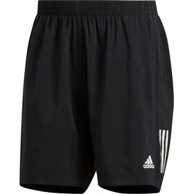"""adidas OWN The Run 2N1 Shorts 7"""" Heren, zwart/grijs"""